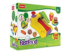 Fundoh Fast Food, Multi Color