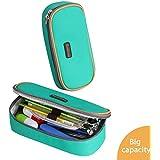 Homecube Magic Good Design Big Capacity Pencil Case Pencil Holder Practical Students Stationery (Green)