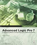 img - for Apple Pro Training Series: Advanced Logic Pro 7 1st edition by Dvorin, David (2005) Paperback book / textbook / text book