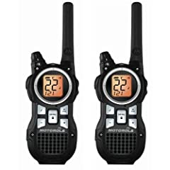 Motorola MR350R 35-Mile Range 22-Channel FRS GMRS Two-Way Radio (Pair) by Motorola
