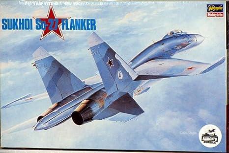 Maquette avion: Sukoi Su 27 Flanker