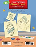 Learn to Draw Your Favorite Disney/Pixar Characters: Featuring Woody, Buzz Lightyear, Lightning McQueen, Mater, and other favorite characters (Licensed Learn to Draw)