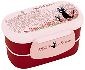kiki 39 s delivery service two tier bento lunch box kiki s deli. Black Bedroom Furniture Sets. Home Design Ideas