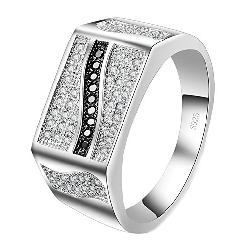 so-chic-gioielli-anello-chevalier-athena-rettangolare-motivo-onda-zirconia-cubica-nero-bianco-argent