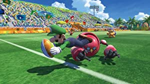 Mario & Sonic at the Rio 2016 Olympic Games - Wii U Standard Edition from Nintendo