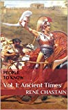 Ancient Times: Short Biographies from Ancient History (People to Know: World History for Kids and Students Book 1)