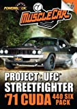 Project: UFC Streetfighter