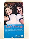 Little Darlings VHS Tape