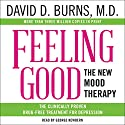 Feeling Good: The New Mood Therapy Audiobook by David D. Burns Narrated by George Newbern