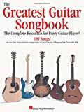 The Greatest Guitar Songbook (Paperback)