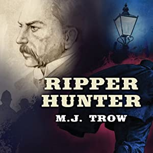 Ripper Hunter Audiobook
