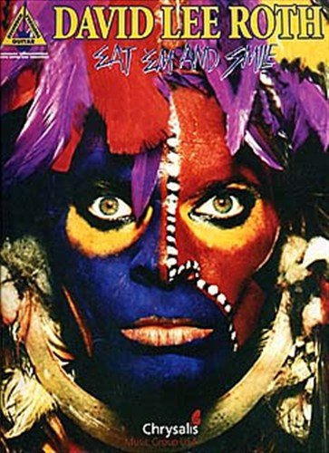 David Lee Roth: Eat 'Em And Smile - Guitar Recorded Versions. For Tablatura di Chitarra