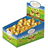 Lindt Gold Bunny Counter Display Unit 10 g (Pack of 100)