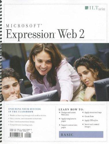 Expression Web 2: Basic [With CDROM]