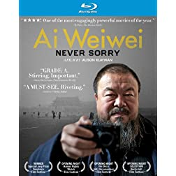 Ai Weiwei: Never Sorry [Blu-ray]