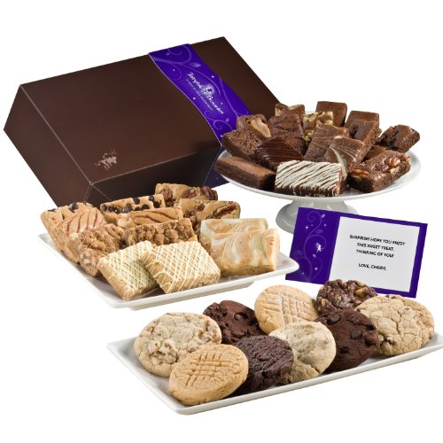 Fairytale Brownies Ultimate Bar, Sprite & Cookie Combo Gift Box