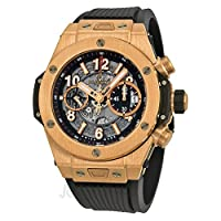 Hublot Big Bang Skeleton Dial 18kt Rose Gold Mens Watch 411OX1180RX from Hublot