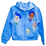 Bubble Guppies: Gil, Goby, Nonny Zip Hoodie - Toddler