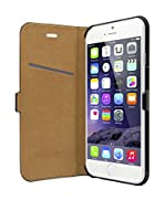 Unotec Funda Flipmium Horizontal iPhone 6 / 6S Plus Negro
