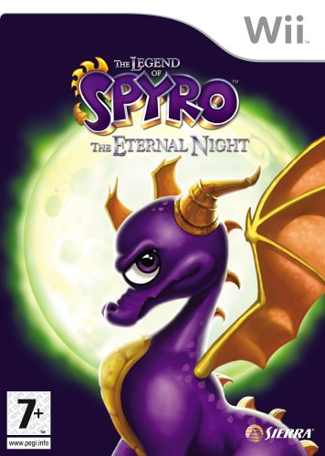 Legend of Spyro: The Eternal Night (Wii)