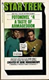 Star Trek - Fotonovel #4 - a Taste of Armageddon (0553113488) by Mandala, Illustrated by Cover Art