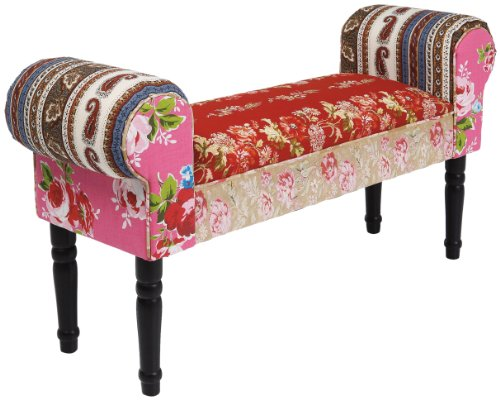 Shopping mit artikelunion.de - Kare 75161 Bank Patchwork Wing Red