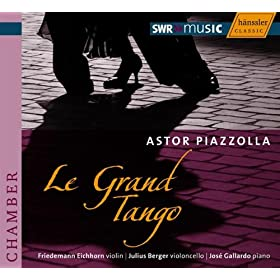 Las 4 estaciones portenas (arr. J. Bragato for piano trio): IV. Invierno Portena