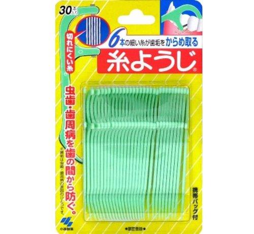 糸ようじ 30本