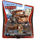 Disney Pixar Cars 2 Die Cast Race Team Mater #1