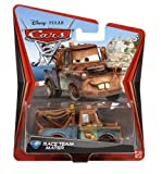 Disney / Pixar CARS 2 Movie 155 Die Cast Car #1 Race Team Mater