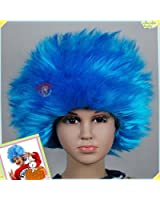 Thing 1 Thing 2 Dr. Seuss Suess Cat in the Hat STRAIGHT Hair Children's Wig