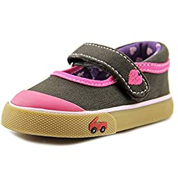See Kai Run Marie Mary Jane (Infant/Toddler),Brown,3 M US Infant