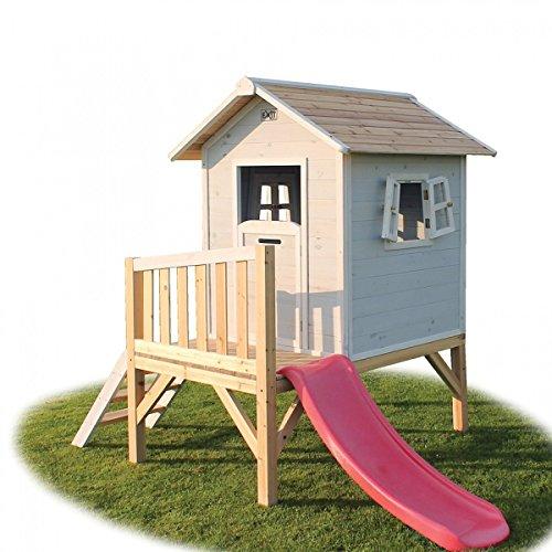Casitas de madera para ni os for Casas de juguete para jardin de segunda mano