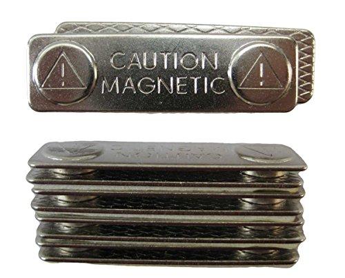 超強力ネオジム磁石板&片面粘着テープ付スチール板セット【5セット入】【型番MSP05】
