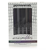 Pür Minerals All That Smolders Eye Pencil Collection