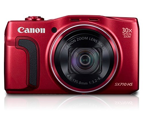 Canon-SX710-HS-203MP-Point-and-Shoot-Digital-Camera-Red-with-30x-Optical-Zoom
