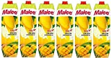 100%マンゴーミックスジュース Malee 1000ml 6本セット