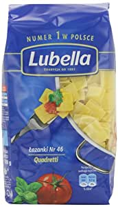 Lubella Square Pasta No 46 500 g (Pack of 12)