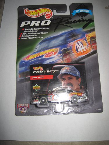 1998 Hot Wheels Racing Collector Edition 1st Edition Kyle Petty