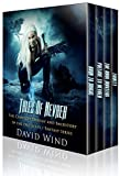Tales Of Nevaeh: The Trilogy and Backstory of the Epic Sci-Fi Fantasy Series Tales Of Nevaeh: (The 4 Book Bundled Box Set)