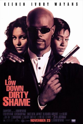 A Low Down Dirty Shame POSTER Movie (27 x 40 Inches - 69cm x 102cm) (1994)