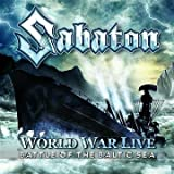 echange, troc Sabaton (2CD+DVD) - World War Live - Battle of the Baltic Sea
