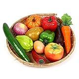 BeeYond 野菜 食品サンプル セット キッチン おままごと おもちゃ (野菜11種+玉子) BYD-FSB12