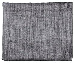 SCS Men's Safari Suit Fabric (SSS_267, Silver)