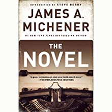 The Novel (       UNABRIDGED) by James A. Michener Narrated by Alexander Adams