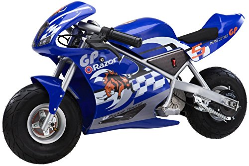 Razor Pocket Rocket (Blue) (Electric Dirt Bikes For Sale compare prices)