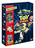 Toy Story 3 - Gift Set (+ Book + CD) [DVD]