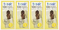 T-Sac Tea Filter Size 1 - 400 Filters
