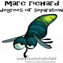 Degrees of Separation Audiobook by Marc Richard Narrated by David S. Dear