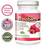 Tailored Extracts' Raspberry Ketones ? Weight Loss Supplement and Appetite Suppressant ? 120 Vegetarian Capsules